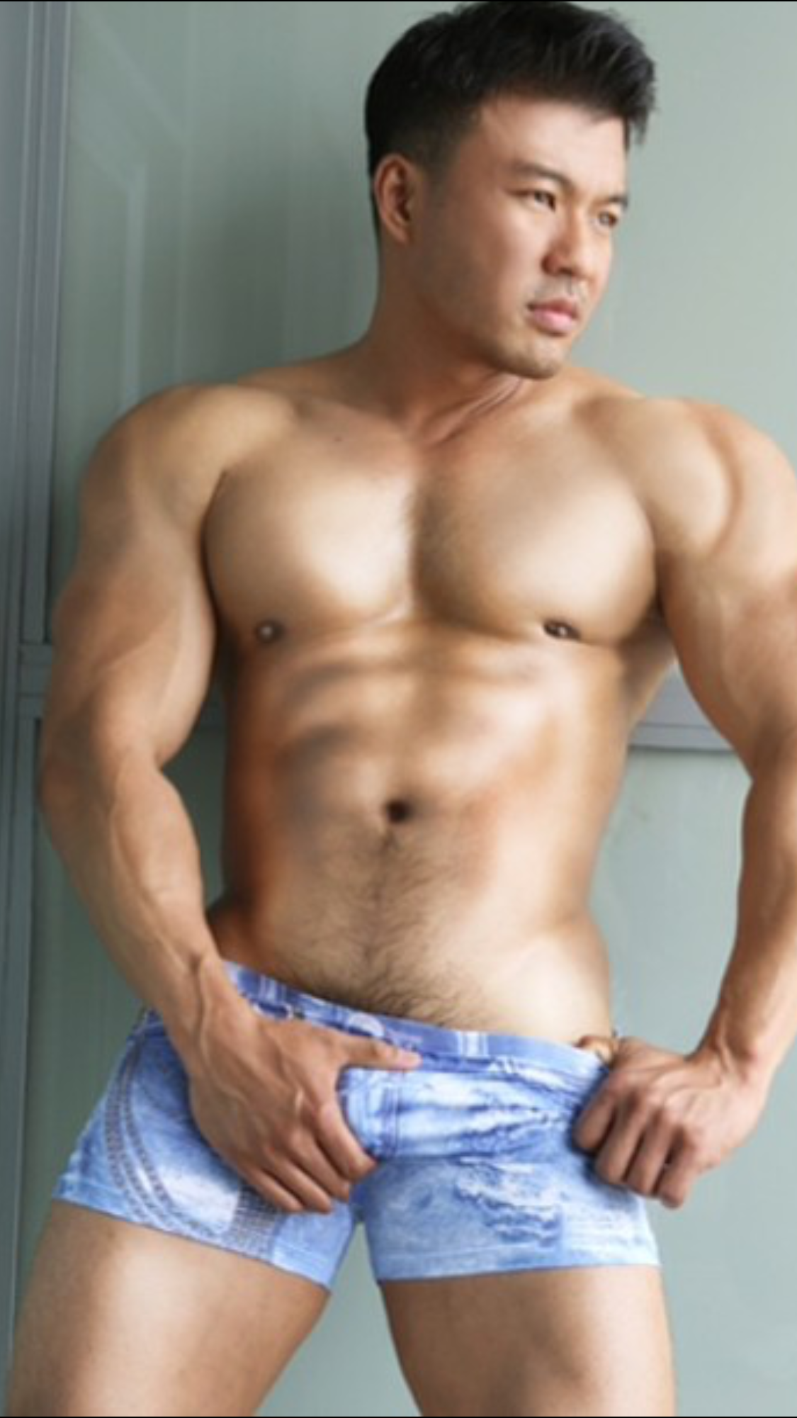 Asian man photo gallery