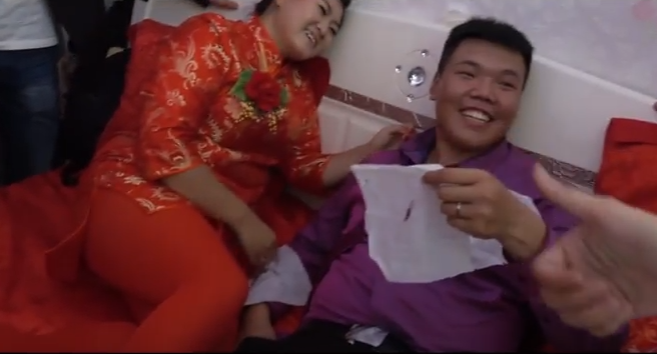 video chinese abusing national British a sexually woman