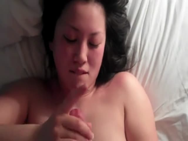 otngagged Chubby asian housewife
