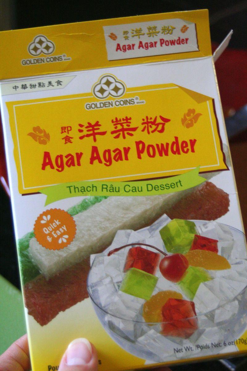asian Agar markets in