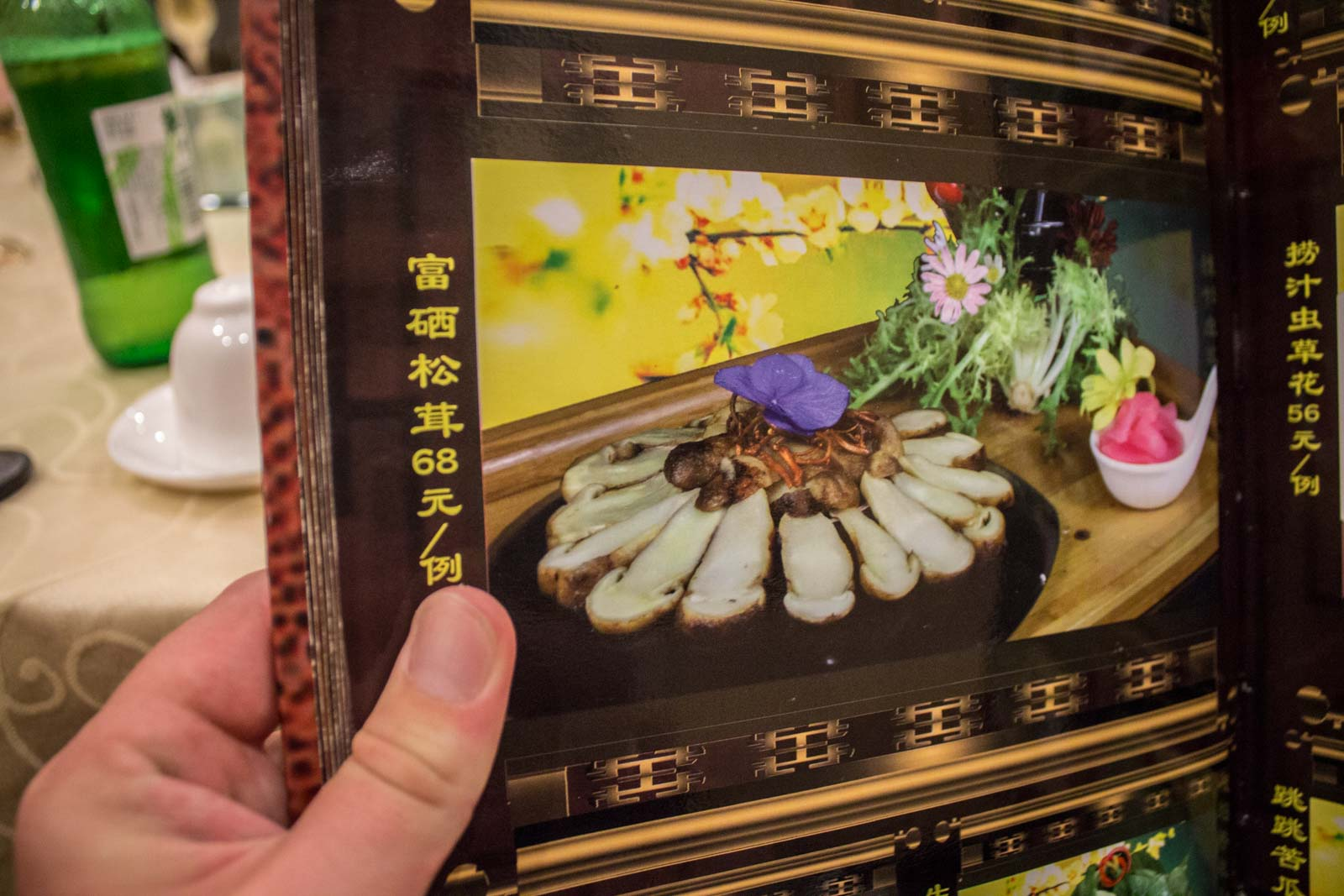 food penis Chinese