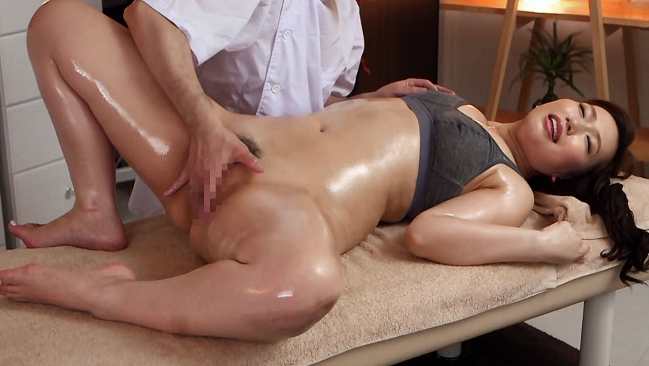 porn massage Video japan