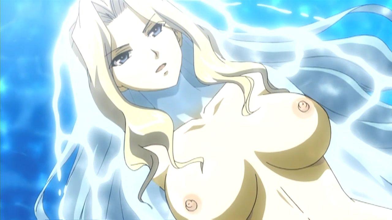 nude Freezing anime