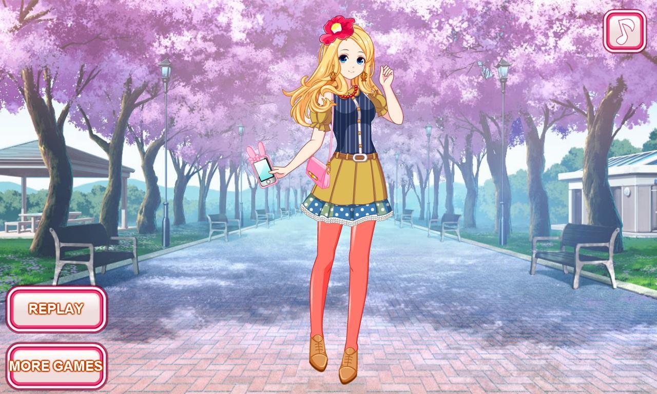 Anime dress up games 18