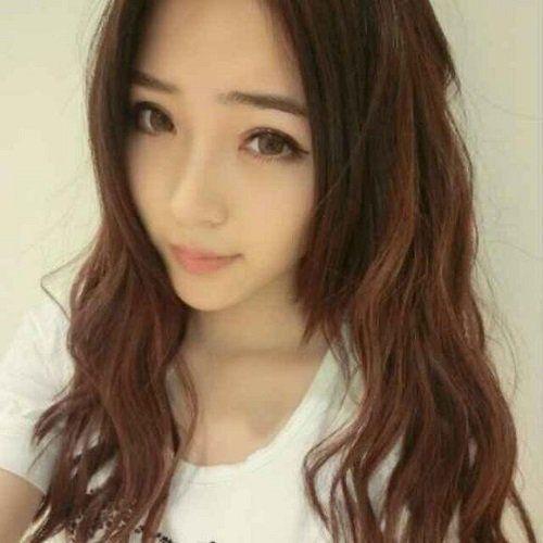 shared daddy hair asian Long