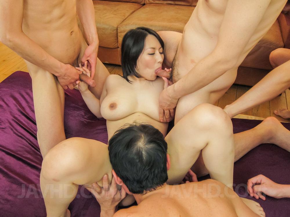 japan mom gangbang Porn
