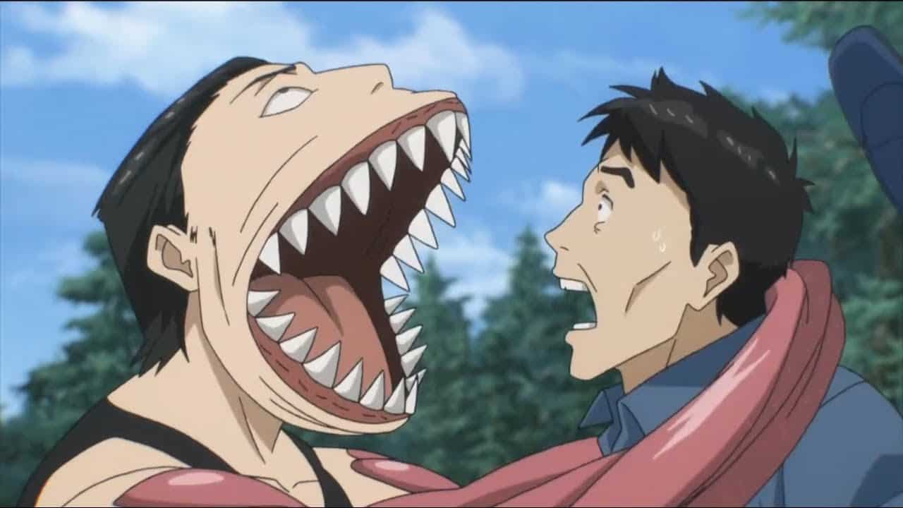 girls fucks movies Mouth anime