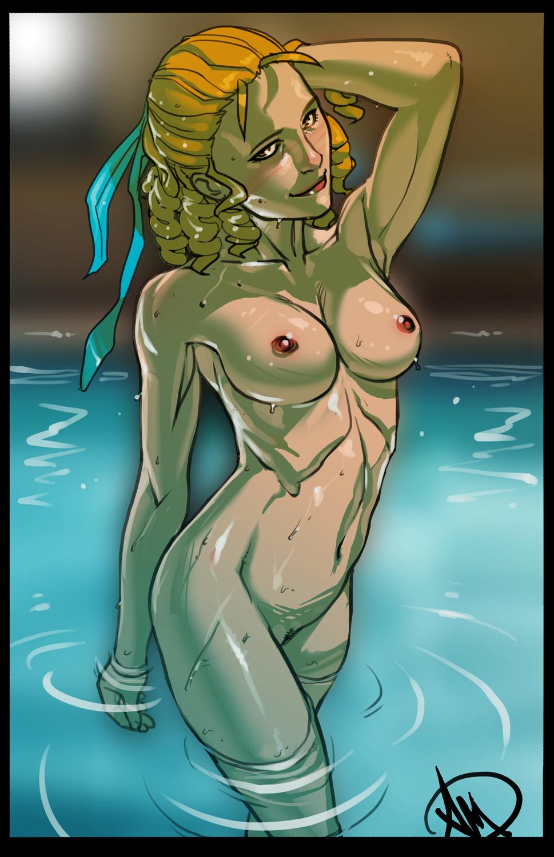 hentai nude Chun li