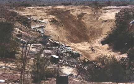 nuclear nuclear asian testing 1998