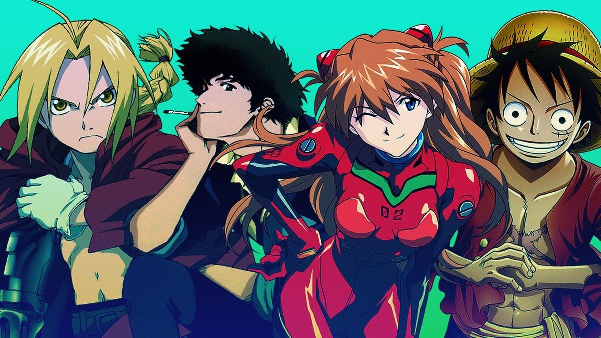 time anime Best all rated of