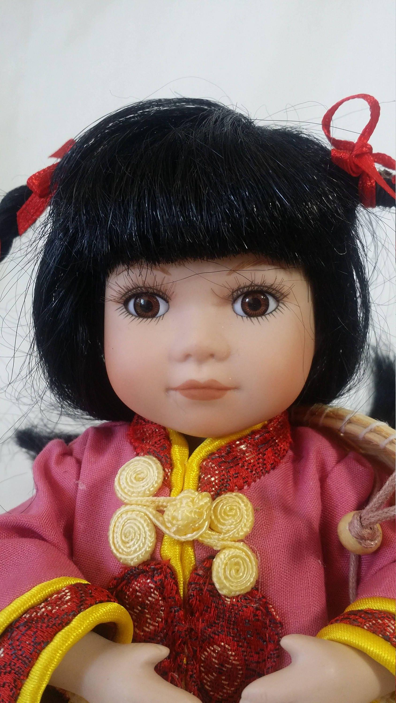 chinese litttle Dolls ass girls