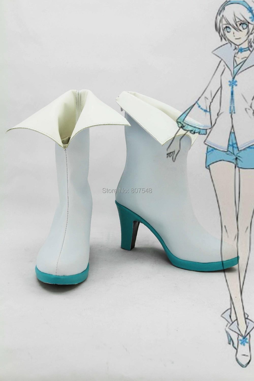 heel Anime boots high