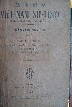 period The vietnam domination of of third chinese