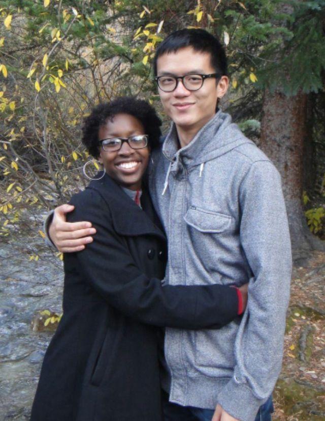 interracial women relationships men/black Chinese