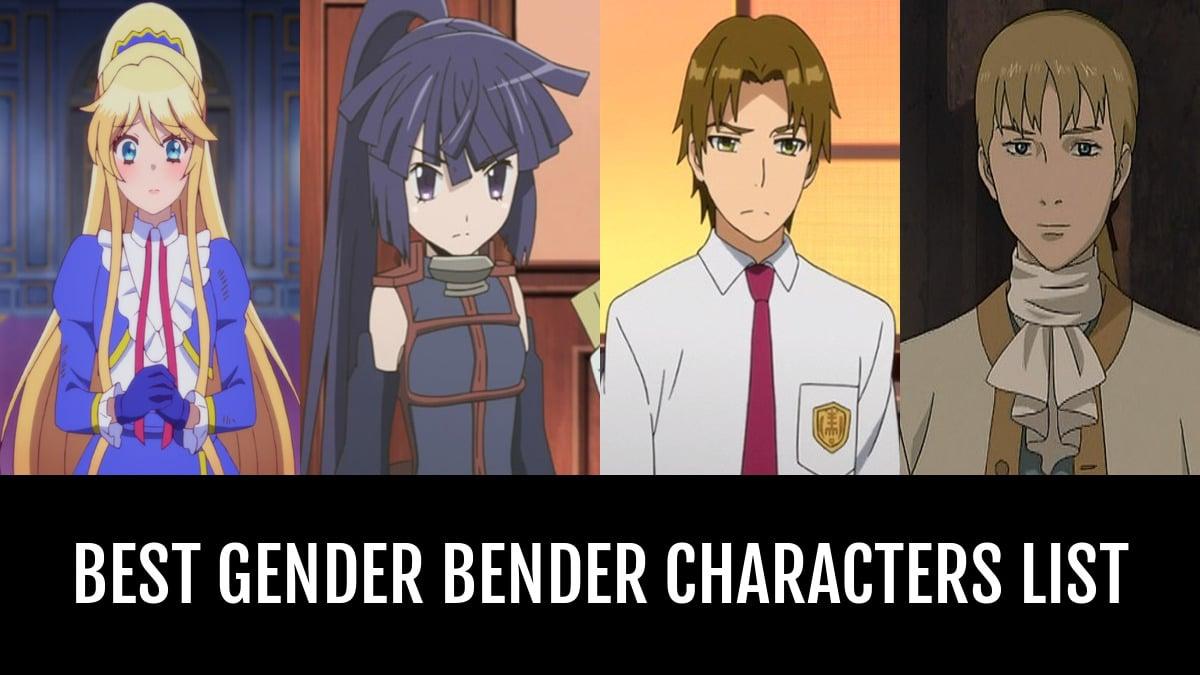 bender Top anime gender