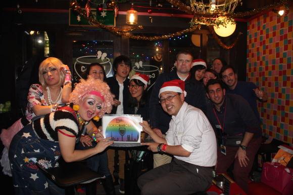 tokyo Gay clubs japan in