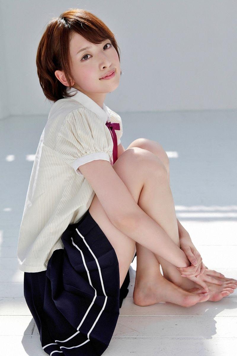hair uniform asian outdoor Short