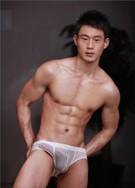 Nude asian male celebs