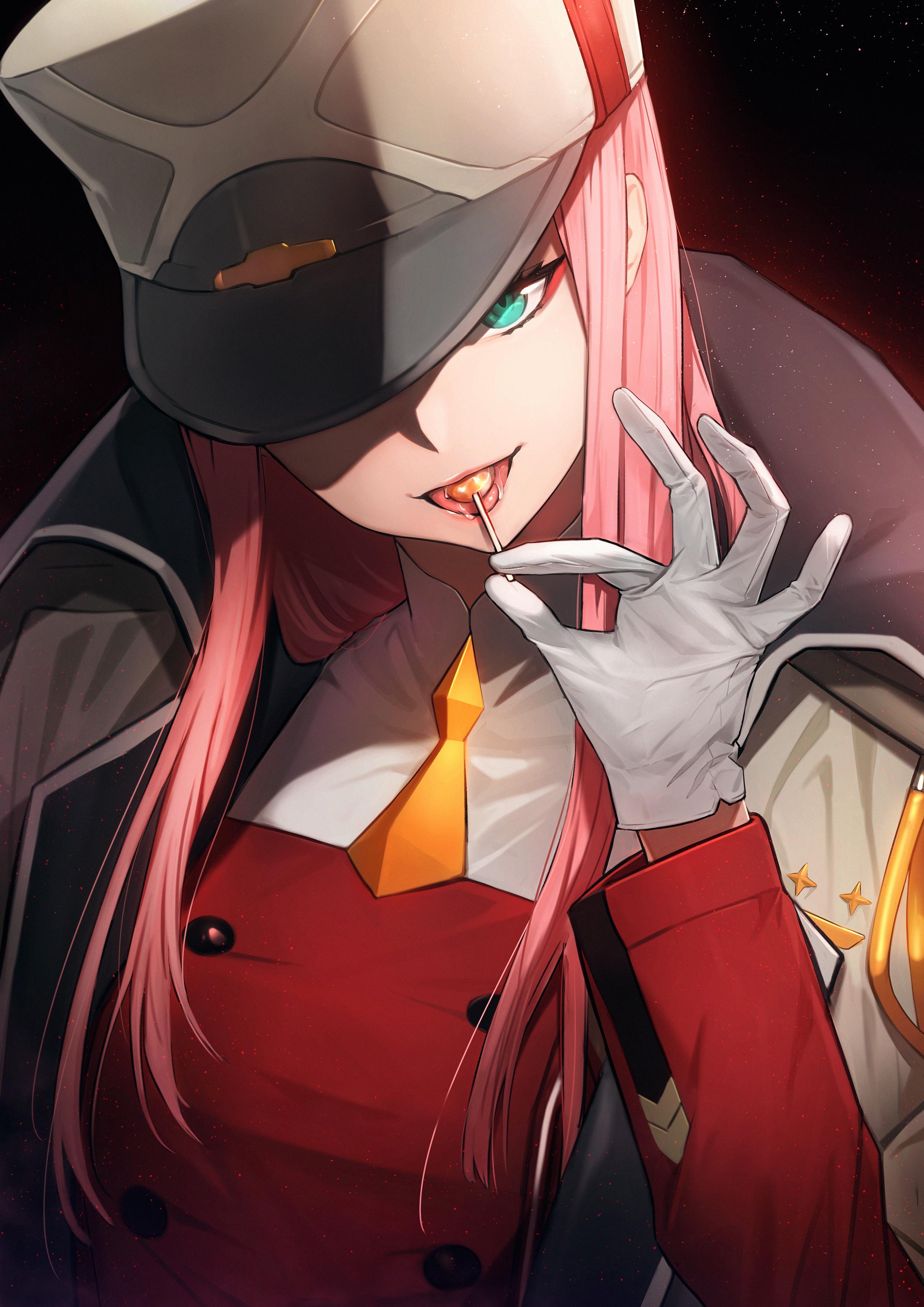 Anime zero two