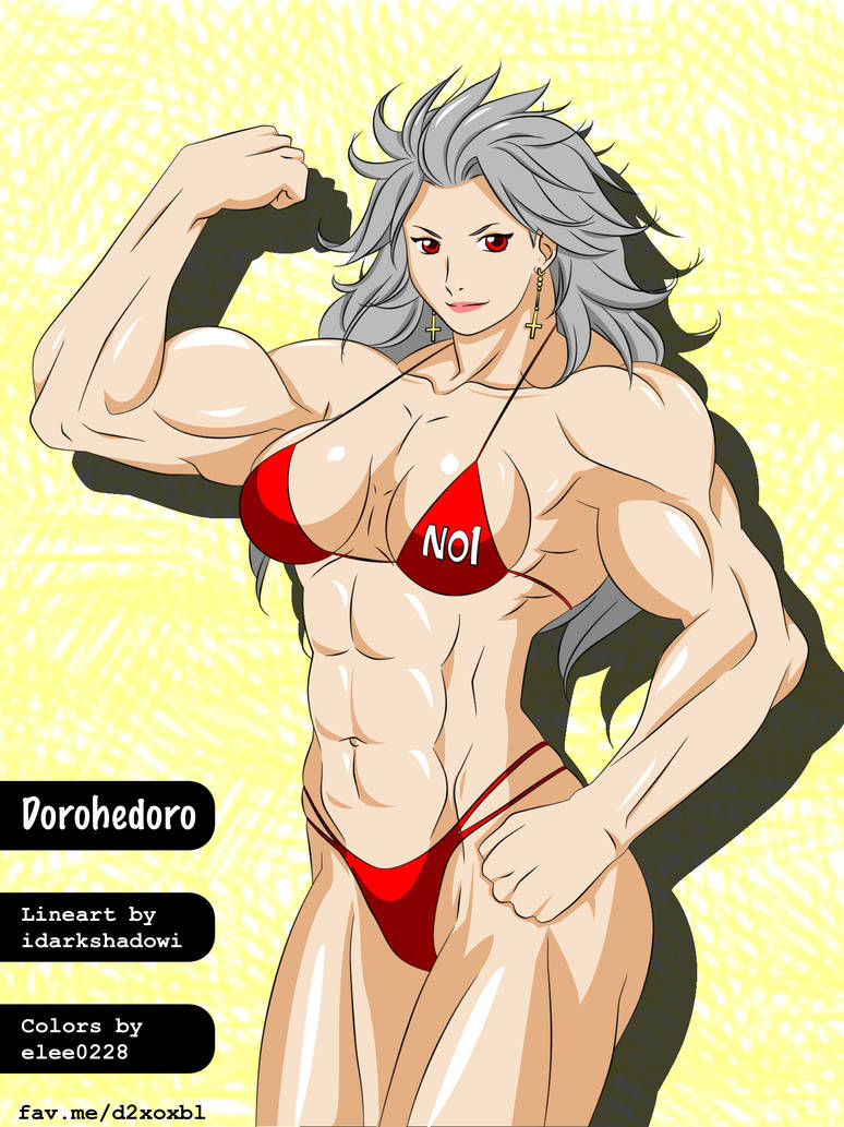 Anime boob comic lesbian
