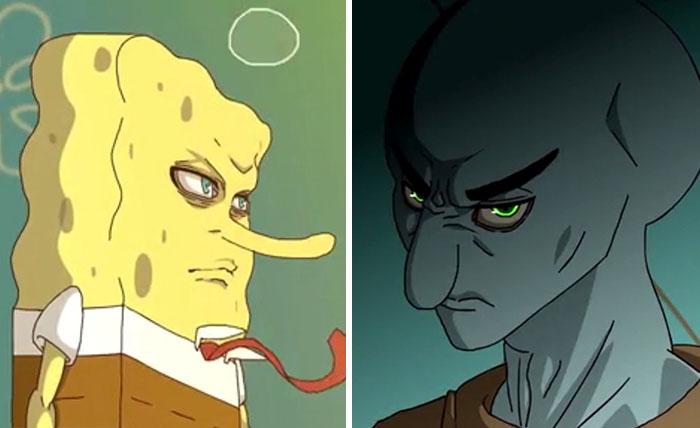 Spongebob anime op 1
