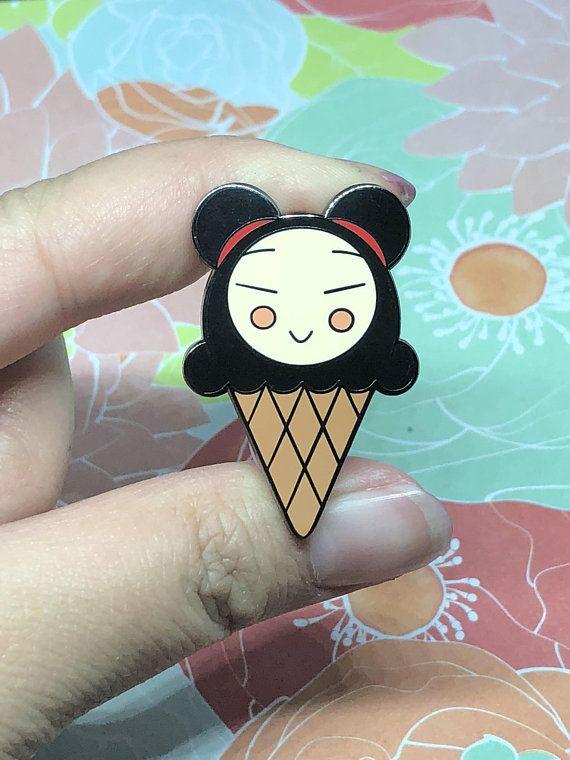 ice cream cone Anime