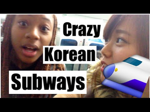 crazy korean in are They
