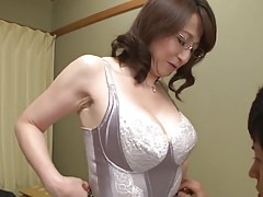 Asian maid sexy daddy