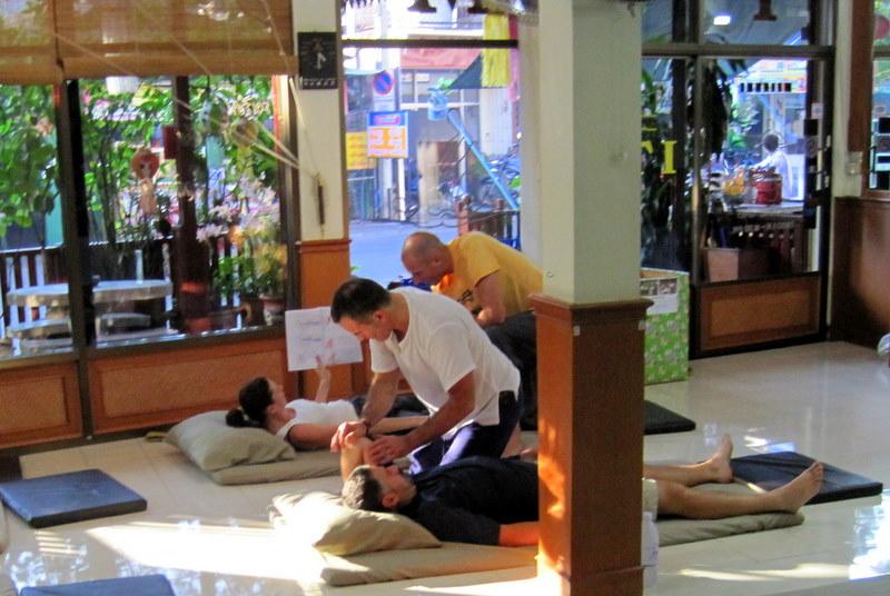 boston Asian massage and