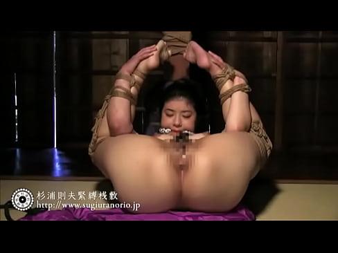 bondage Asian otngagged uncensored