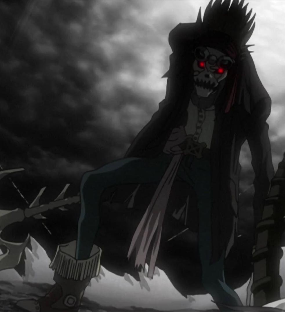 anime Death shinigami note