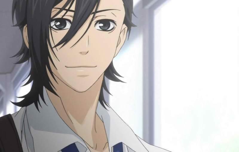 guys Romance animes with hot