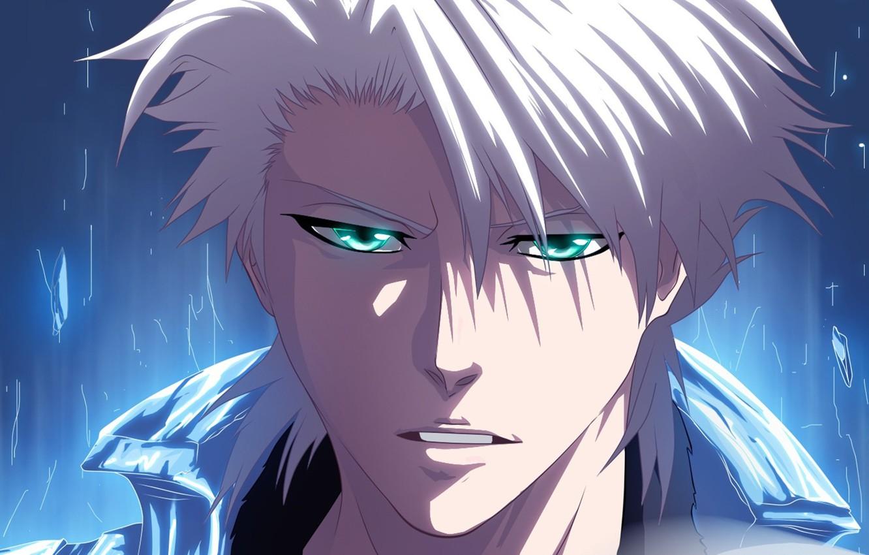 up anime face Close