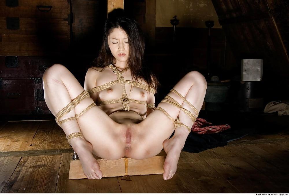 rope Bdsm chinese silk