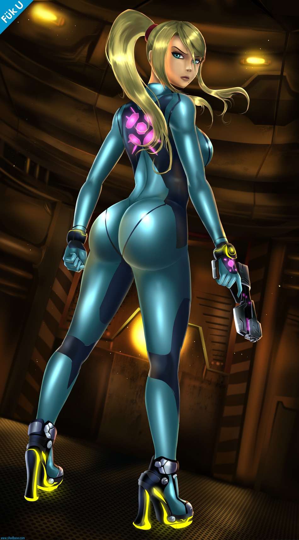 hentai samus Free suit zero