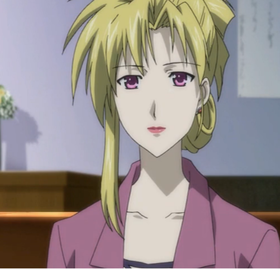 girls Mature anime
