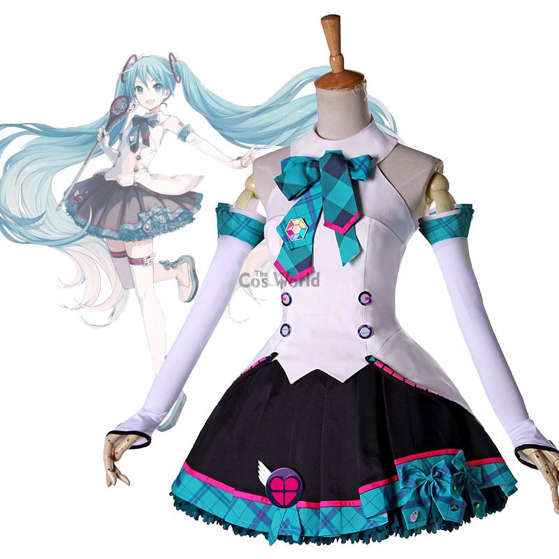 anime Hatsune costume miku