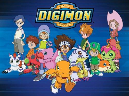 hentai 1 Digimon season