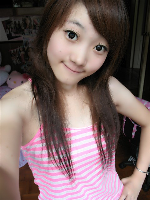 gils Nude asian young
