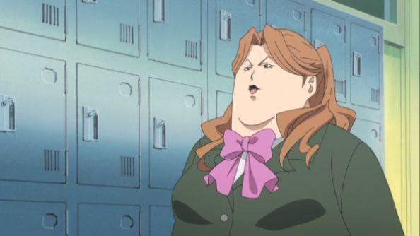 girl characters anime Chubby