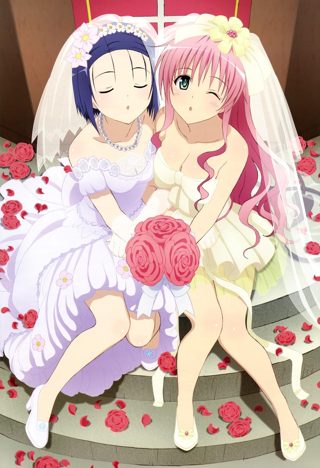 anime To love-ru