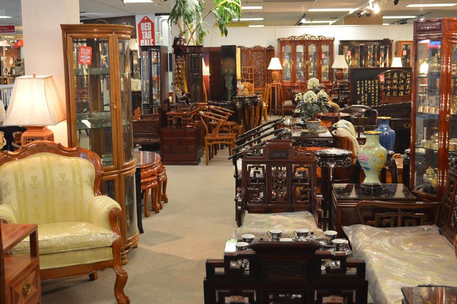 and Asian toronto furniture