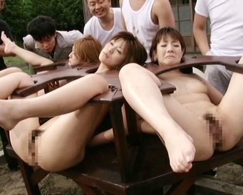 public bukkake Japan