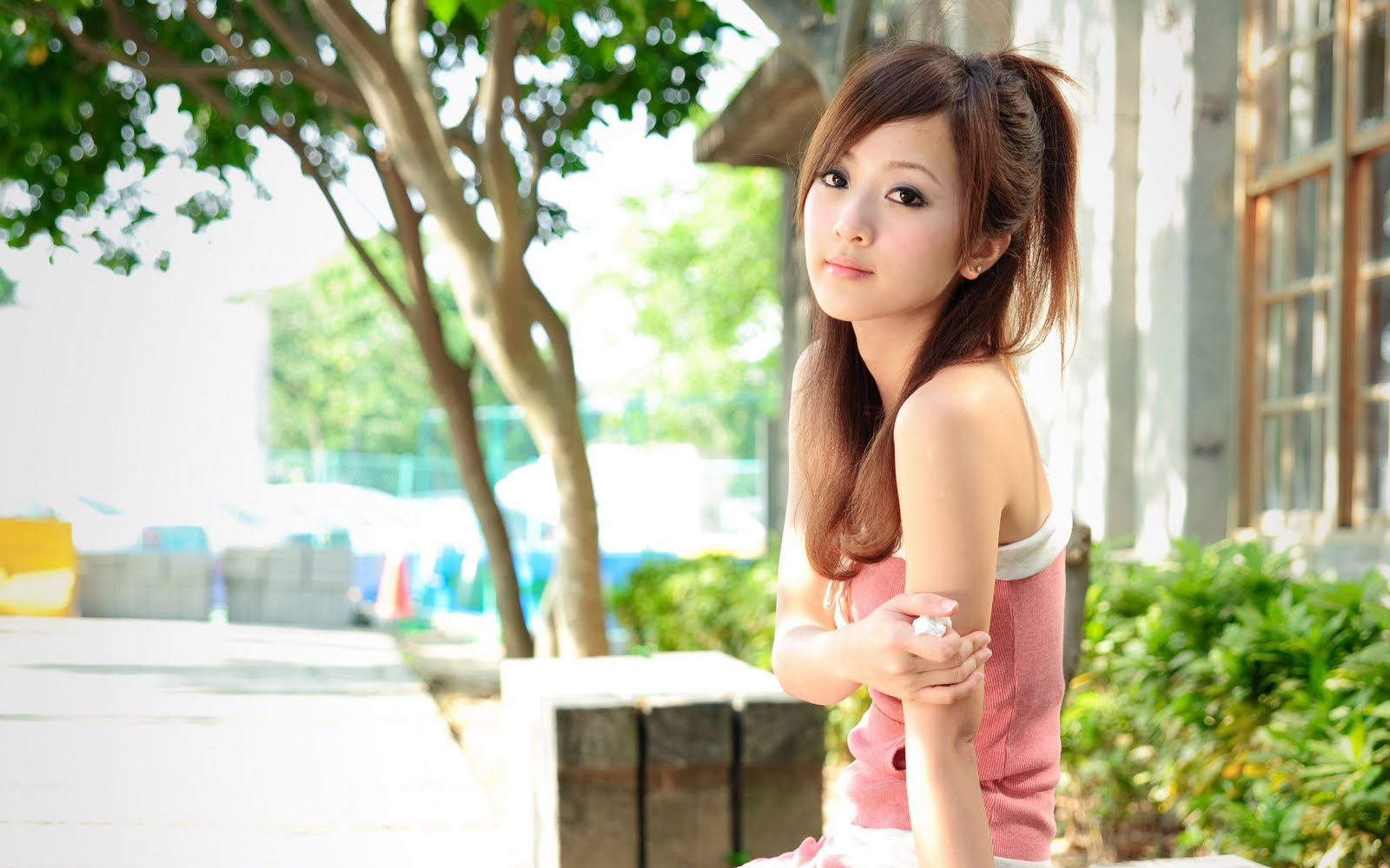 teen girl nude Chinese