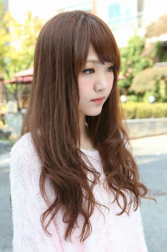hair style girl Chinese