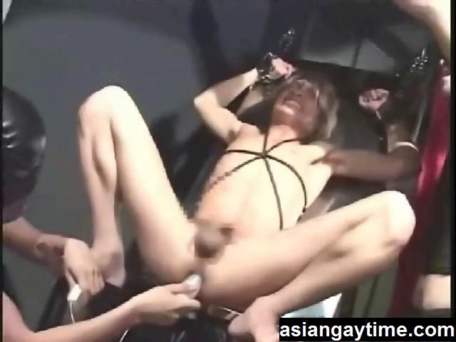 Sex archive Housewife asian bondage outdoor