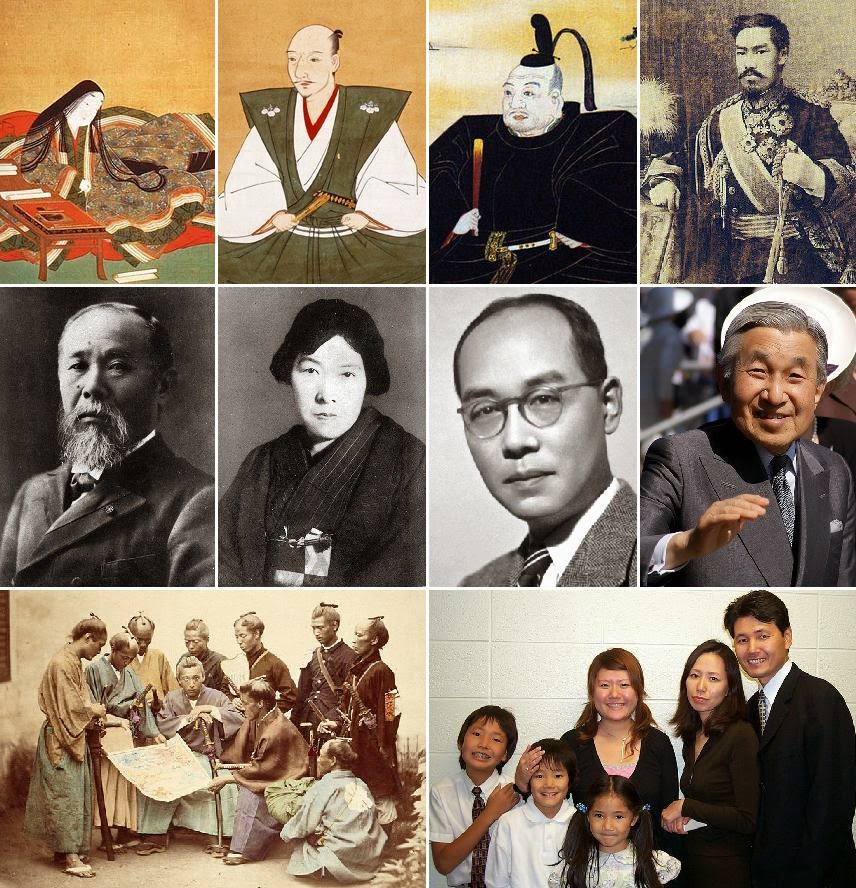 peoples of japan The