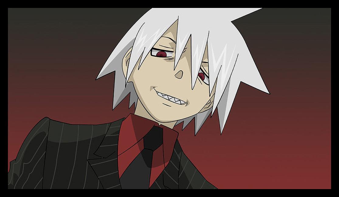 characters teeth sharp Anime with