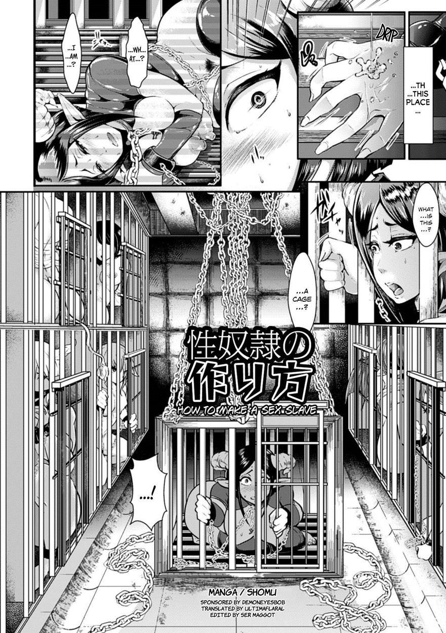 slave Anime sex
