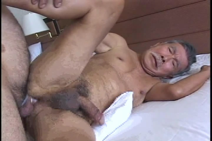 sex Asian daddy messy